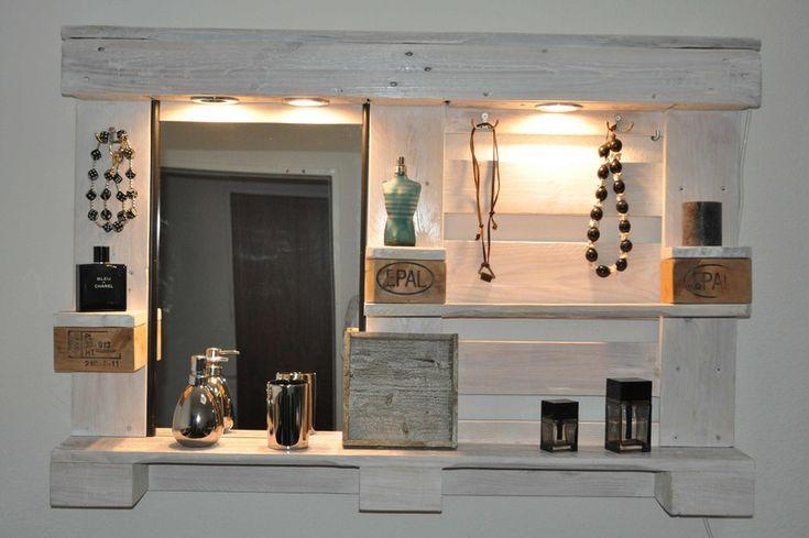 die besten 25 schminktisch spiegel ideen auf pinterest. Black Bedroom Furniture Sets. Home Design Ideas