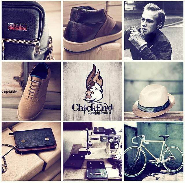 Chick End by Blendshop Medellín, via Flickr