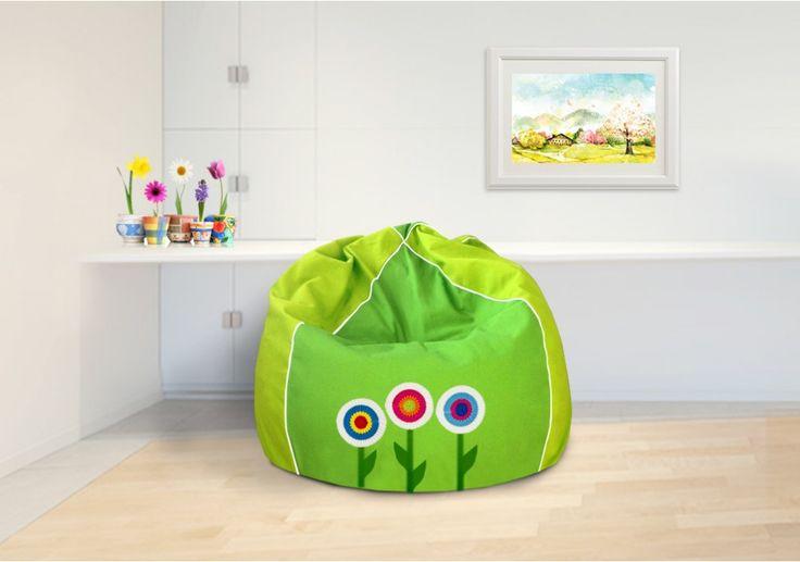 Small Design virág  #beanbag #babzsákfotel #babzsák #design #interior #style