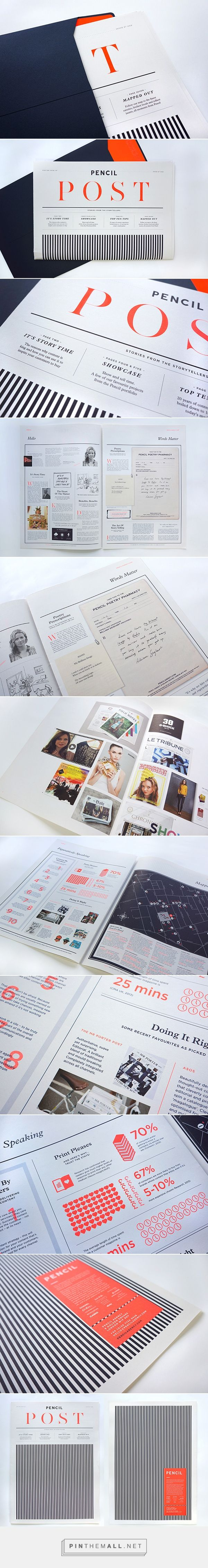 Pencil – Pencil Post on Behance... - a grouped images picture - Pin Them All