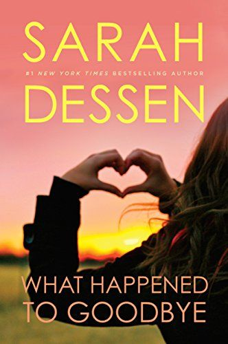 """What Happened to Goodbye:   A New York Times/i bestseller/bbr /br /A new day. A new place. A new life./bbr /br /In the past few years, Mclean has pretended to be so many different people that she hardly remembers who she really is anymore.br /br /The adorable guy next door might be able to help her figure it out.br /br /But is she ready for it?br /br /""""A cut above"""" —People/i/bbr /br /Also by Sarah Dessen:/bbr /Along for the Ride/ibr /Dreamland/ibr /Just Listen/ibr /Keeping the Mo..."""