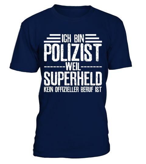T Shirt Weihnachten.Polizist Weil Superheld Kein Beruf Ist Anti Weihnachten T Shirt T