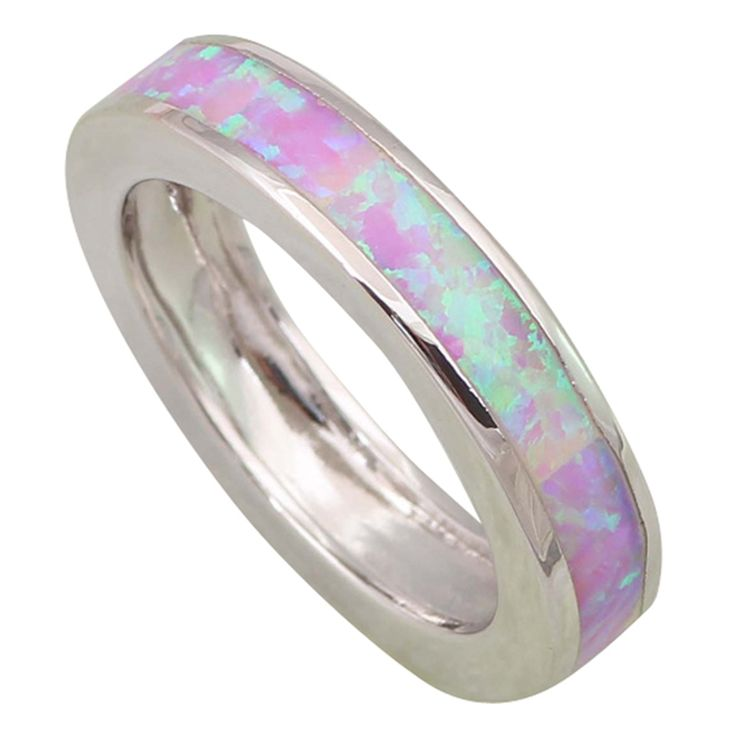 Find More Rings Information about New 2016 gift Fashion jewelry Round Tension Setting rings for women Pink Fire Opal Silver Rings 6 7 8 9 10 R465,High Quality ring insert,China ring promise Suppliers, Cheap rings for fishing rod from Dana Jewelry Co., Ltd. on Aliexpress.com
