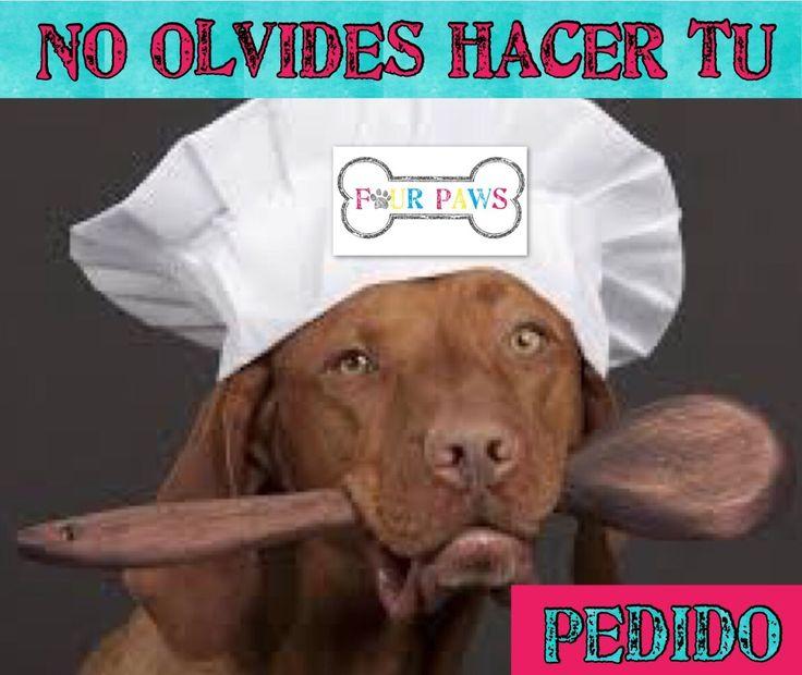 RECUERDA 🐶 DIA DE PEDIDOS 🐾📝 NO OLVIDES HACER EL TUYO 🍪 Galletas 100% Naturales para nuestr@ Mejor Amig@ 🐶 Libres de: aditivos, colesterol, conservantes, azucar y harina 🏡 Hechas en casa como las de la 👵🏻 abuela 📌 INSTAGRAM @fourpawspet.colombia 📌 FANPAGE https://m.facebook.com/fourpawspet.colombia/ 📌HASHTAG #fourpawspet #fourpawspetcolombia #dog #cookie #biscuits #dogbiscuits #treats #dogtreats #colombia