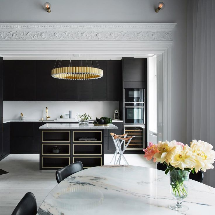 Beautiful The whole kitchen the lamp from Lee Broom is amazing