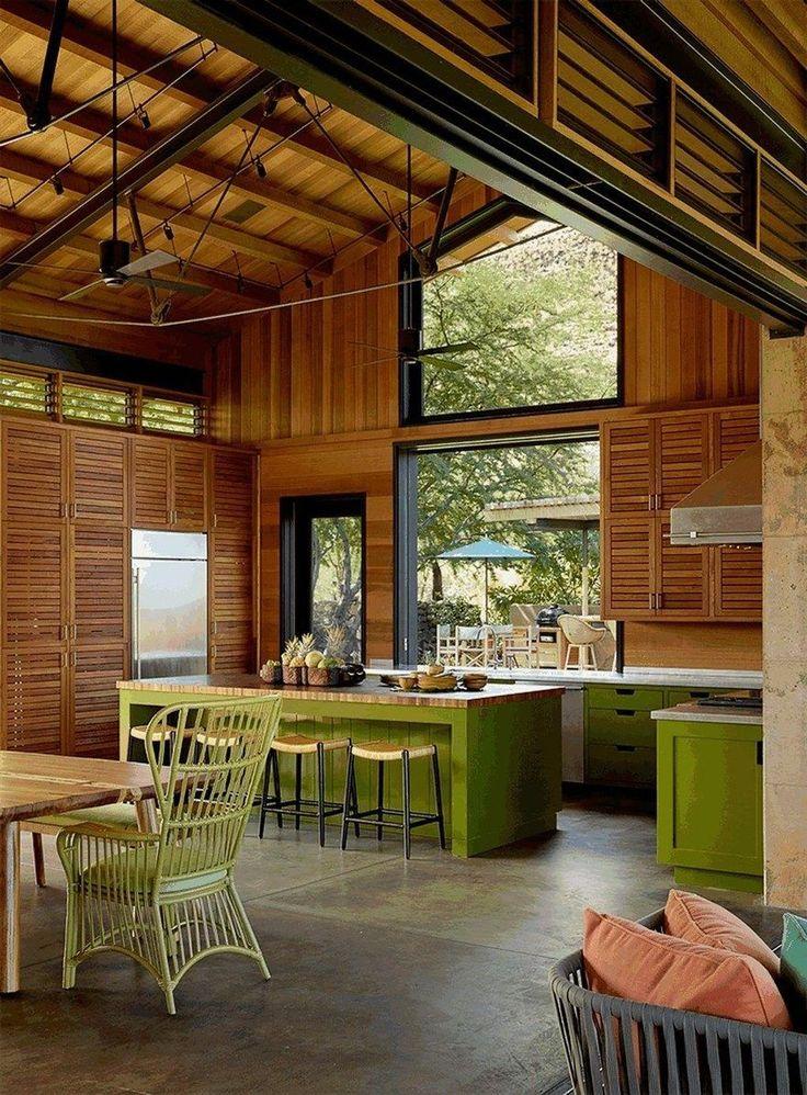 44 Amazing Hawaiian Kitchen Decor Ideas In 2020