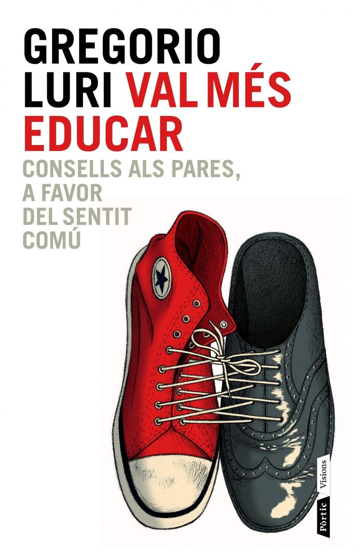 GENER-2015. Gregorio Luri. Val més educar. PARES I FILLS 159 FAM  http://www.ccma.cat/tv3/alacarta/programa/Gregorio-Luri-Em-preocupa-la-falta-de-consens-de-la-LOMCE/video/4878911/