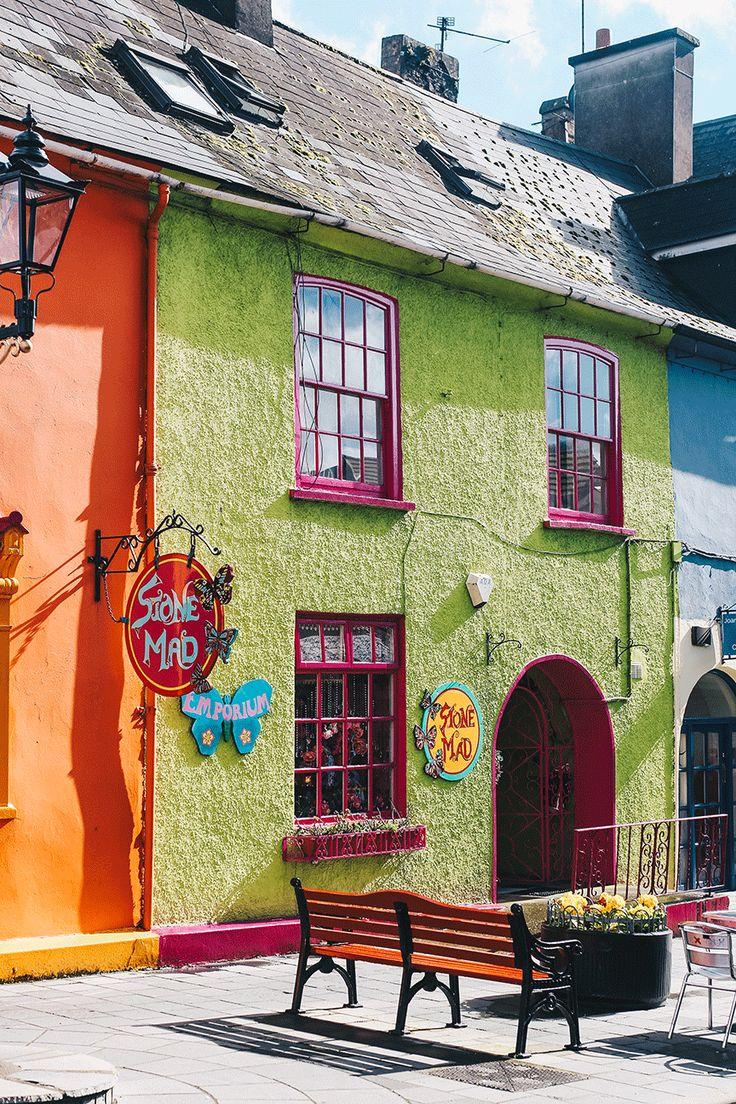 Kinsale // Die Gourmetstadt Irlands + meine vegetarischen Restaurant Tipps