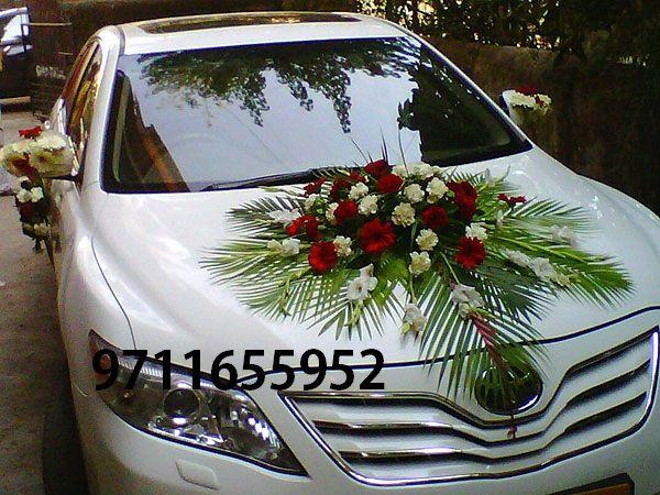 Marriage Vintage Car On Rental In Gurgaon Dehli Noida Contact 9711655952 In 2021 Wedding Car Decorations Vintage Car Wedding Marriage Decoration