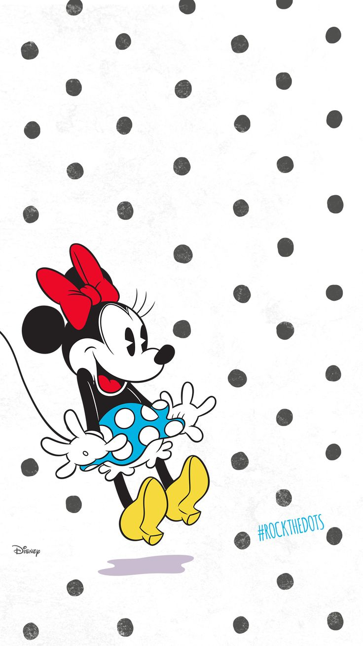 Give Your Devices #MinnieStyle With These Minnie Mouse Wallpapers
