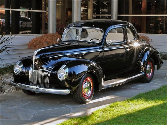 Canepa Serving Scotts Valley New Used Cars - & 38 best 40 ford coupes images on Pinterest | Vintage cars Custom ... markmcfarlin.com
