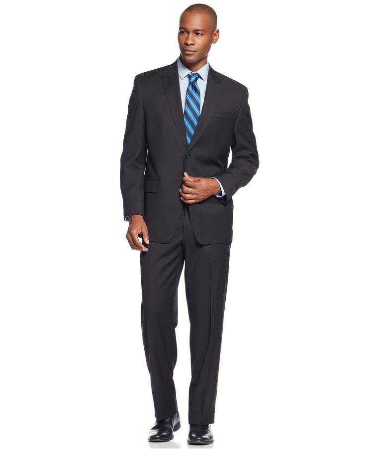 Our selection of Big and Tall mens suits are the same exact styles that we offer for our regular size selections. You will be more than pleased to find that you can shop online for both executive style suits as well as fashion suits all in either Big and Tall sizes or even our Extra Long Tall size suits for the Tall .