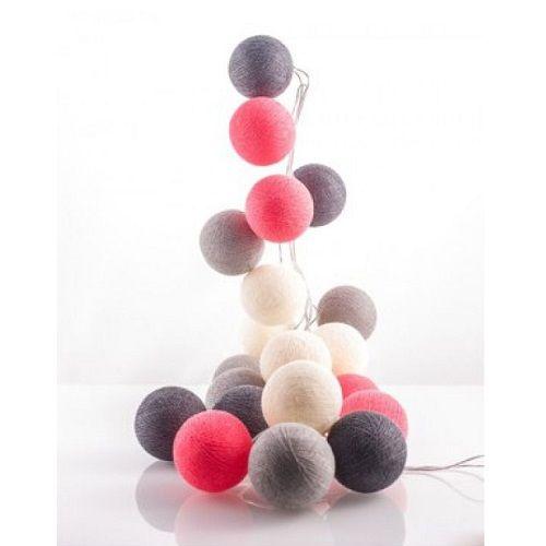 Zestaw Neo - Cotton Balls by good moods - sprawdź na myhome.pl