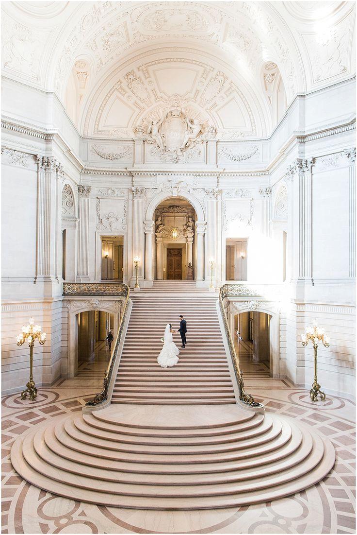 San Francisco Ctiy Hall Wedding