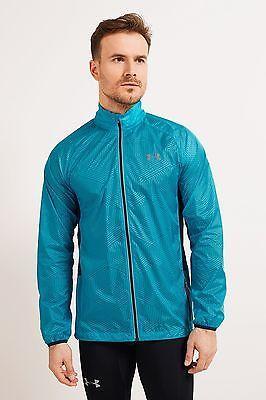 UNDER ARMOUR UA Storm Run Packable Jacket M Blue Infrared 1267048