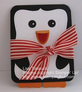 Top Note Penguin