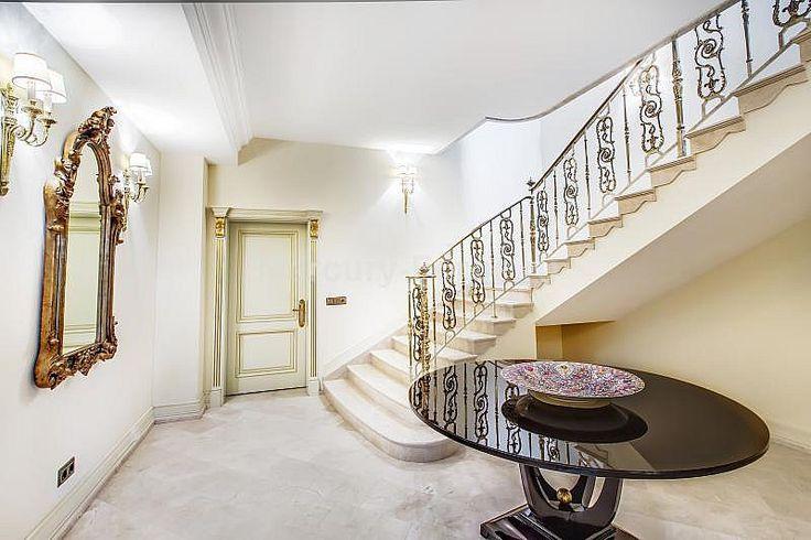 Ограждение лестницы из латуни - «Mercury Forge» #stairs #decor #home #grandeforge #royal #mercuryforge #лестницы #ограждения #роял #москва #дом #интерьер