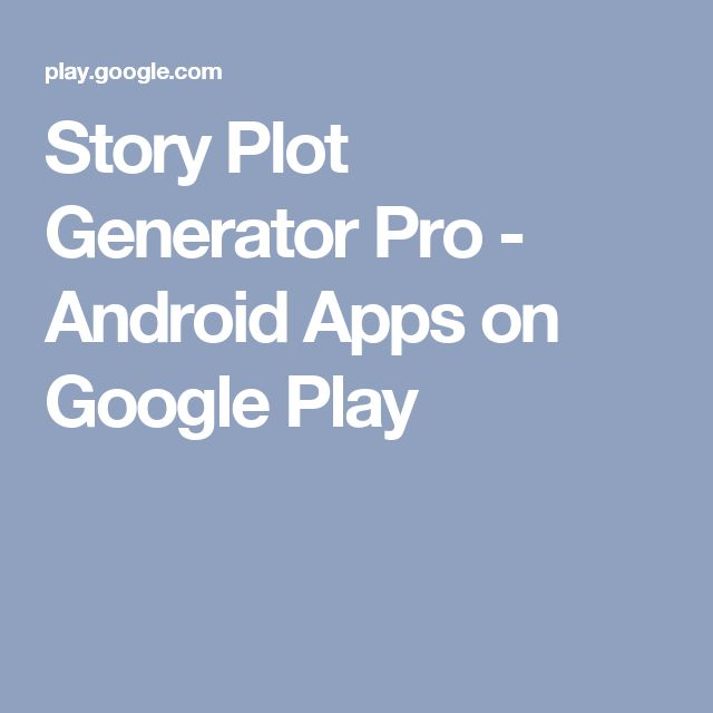 A good thing to use to help with plot development