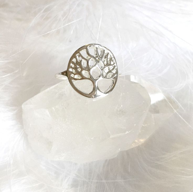 Willow - Tree of Life Ring – Druzy Dreams