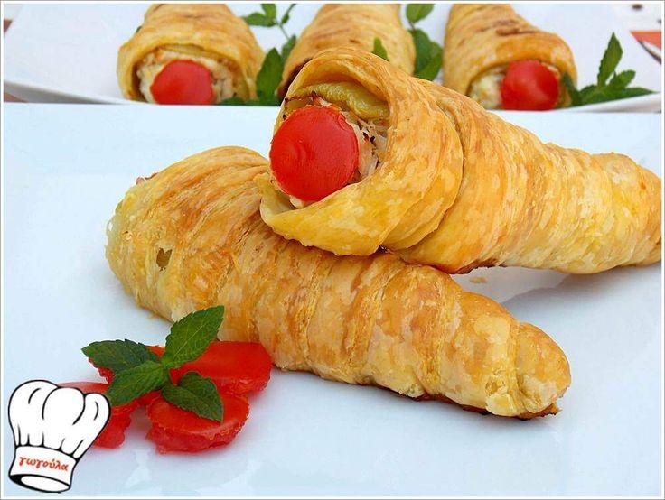 3 ΜΟΝΑΔΕΣ - ΠΙΠΕΡΙΕΣ ΓΕΜΙΣΤΕΣ ΚΟΡΝΕΔΑΚΙΑ !!! | Νόστιμες Συνταγές της Γωγώς