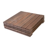 freedom decking square for garden and sauna style bathroom