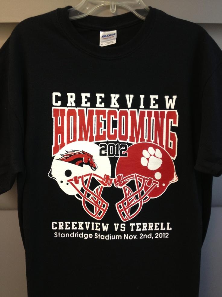 Homecoming Shirts T Shirts Cheer Shirts Football