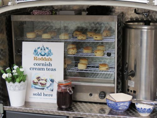 Introducing Braithwaites English Cream Tea Company-for Sarah's food truck board!
