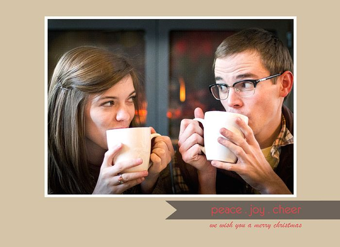 Etre Photography   Utah wedding and portrait photography: couples christmas card ideas.