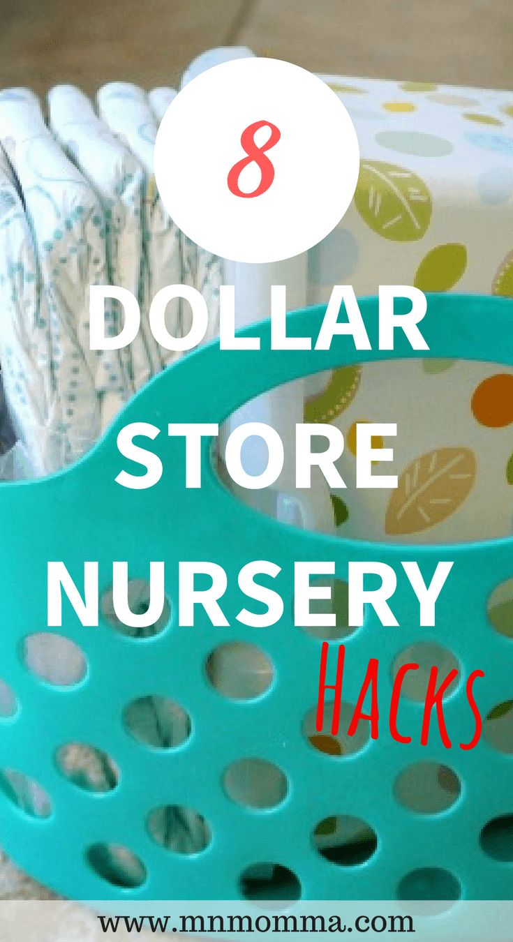 8 Must See Dollar Store Hacks for New Parents