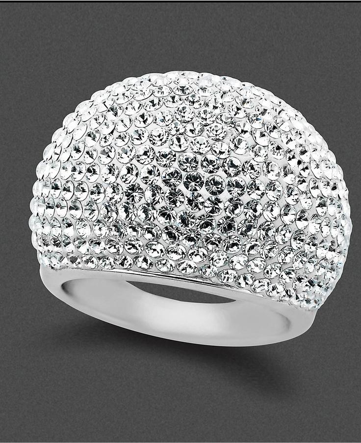 Kaleidoscope Sterling Silver Ring