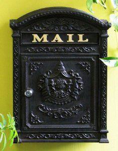 http://www.amazon.com/Victorian-Style-Locking-Mailbox-Black/dp/B003V70KZY/ref=sr_1_92?ie=UTF8