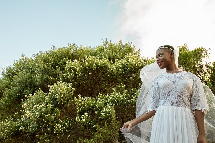 Autumn wedding love in the fynbos