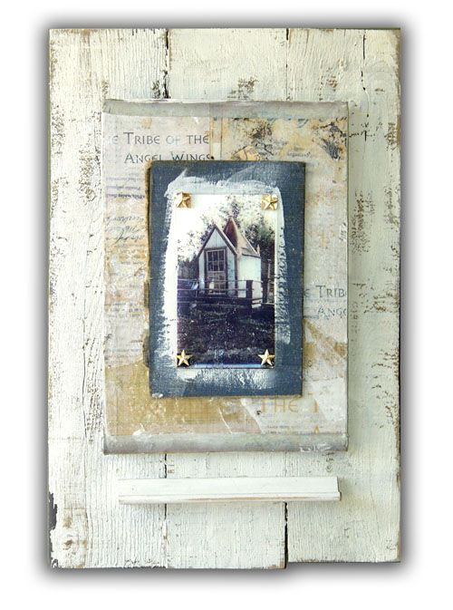LOVE this!: Media Art Ideas, Crafts Ideas, Recycled Frames, Diy Crafts Projects, Collage Paper, Altered Frames, Mixed Media Art, Altered Art, Mixed Media Collage