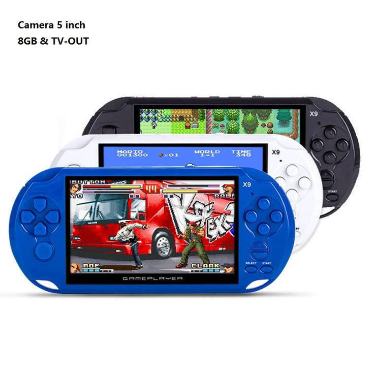 >> Click to Buy << 8GB Handheld Game Players 5 Inch Portable Game Console MP4 Player X9 Game Player with Camera TV Out TF Video Free Download #Affiliate