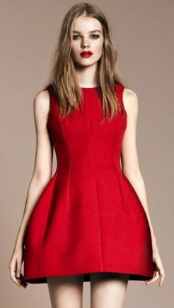 Scarlett tulip dress