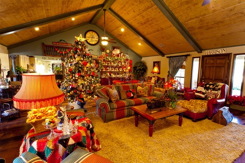 17 best images about christmas trees by show me decorating - Show me decorating ideas living rooms ...