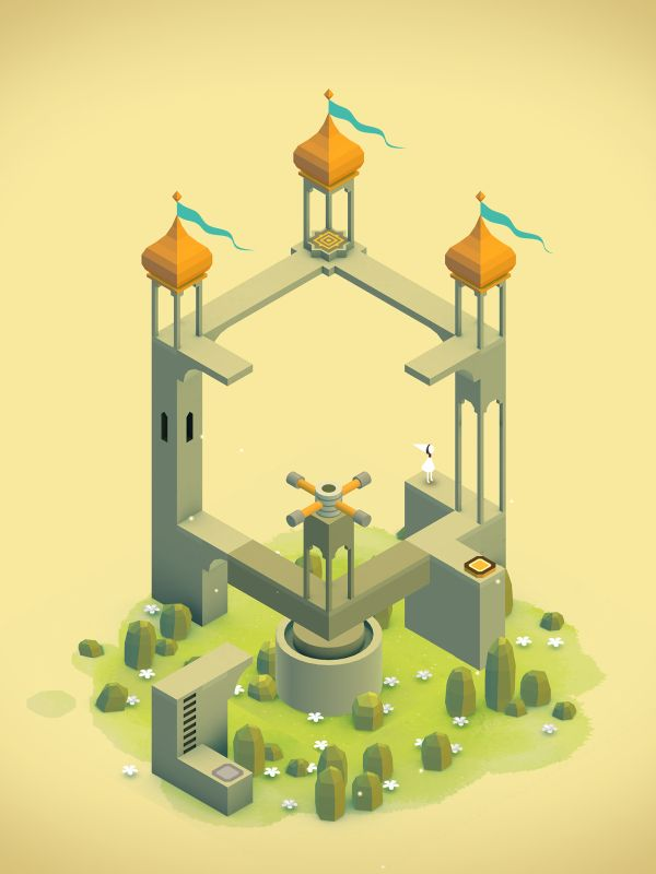Game Design of Monument Valley | Abduzeedo Design Inspiration