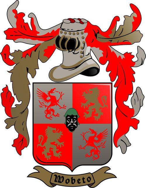 Brasão Família Wobeto