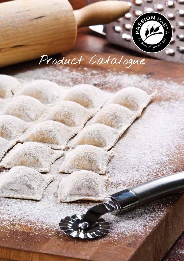 Passion Pasta by Moko Creative - issuu