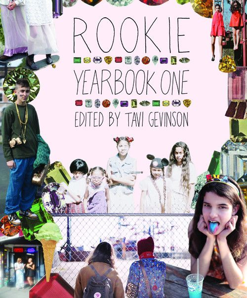 Rookie Yearbook One from chapters (I already have rookie yearbook two so don't get it)