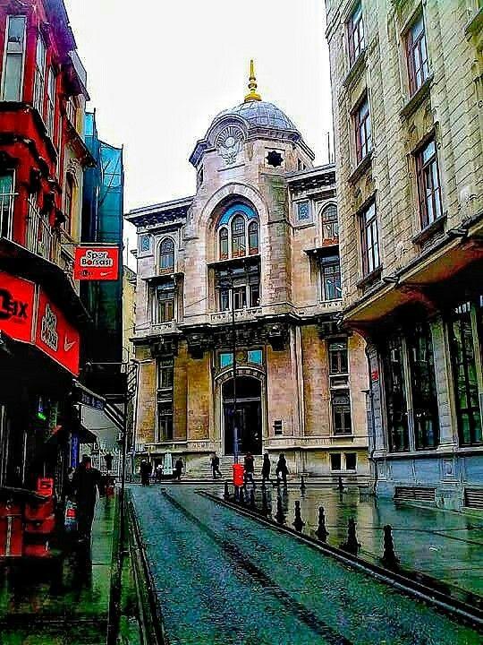 sirkeci büyük postane / sirkeci general post office / eminönü / istanbul - photo by koto serdar bulgu