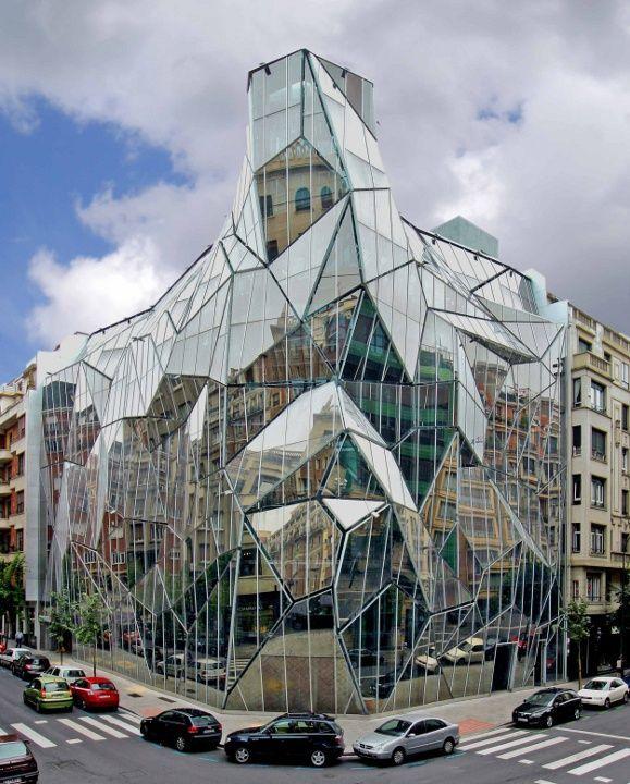BIlbao - Departamento de Sanidad y Consumo - Gibierno Vasco  Architizer Blog » 'Build With Light': Top Five Facades From Guardian SunGuard
