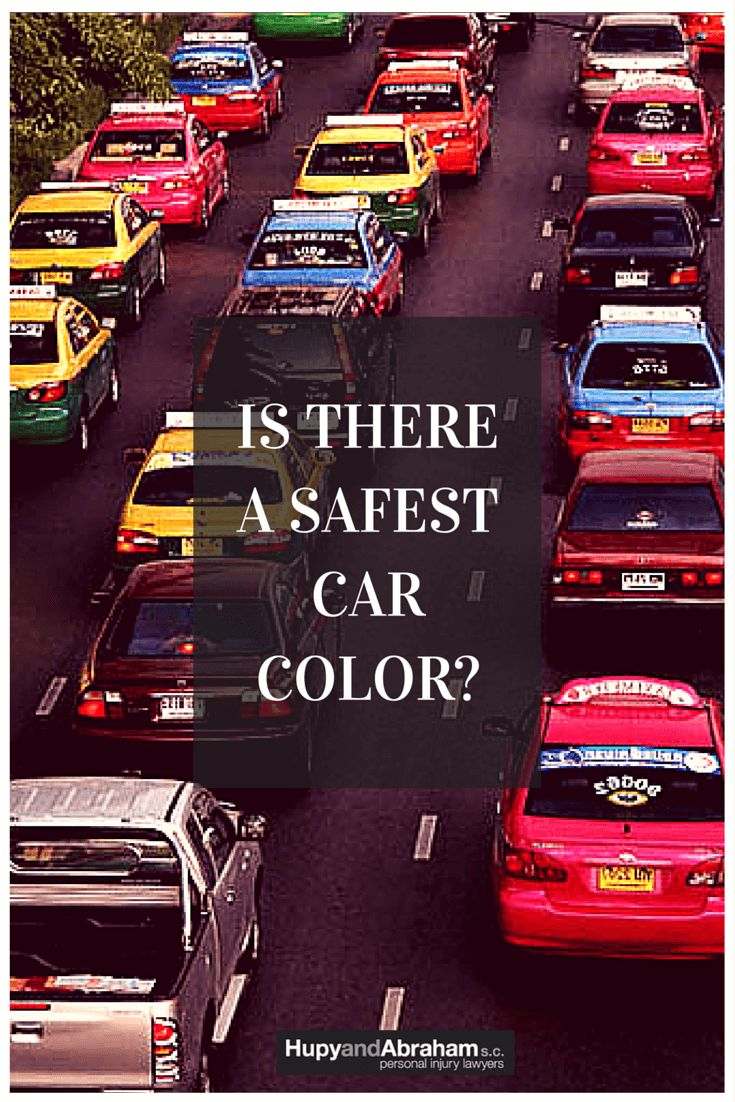 Safest car color accidents - 579 Best Auto Safety Accident Prevention Images On Pinterest Driving Safety Safety And Driving School