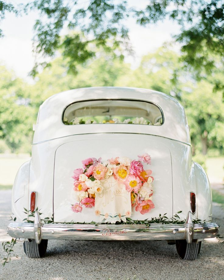 Clic Getaway Car Wedding