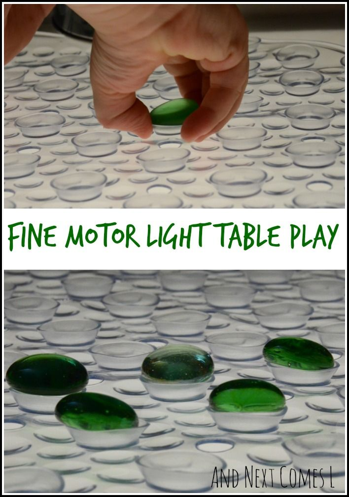 Fine Motor Light Table Play Fine Motor Fridays Flats