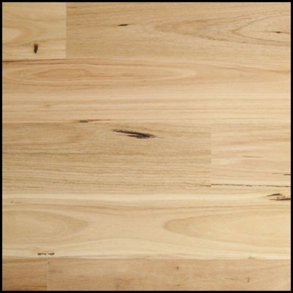 Natural Blackbutt Engineered Timber Flooring