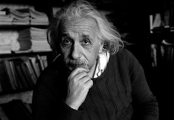 Мозг А. Эйнштейна был украден после его смерти