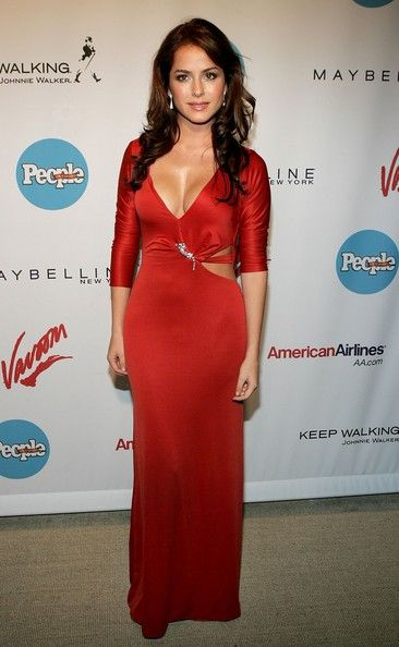 Danna Garcia Photos Photos - People En Espanol's 50 Most Beautiful People Gala - Zimbio