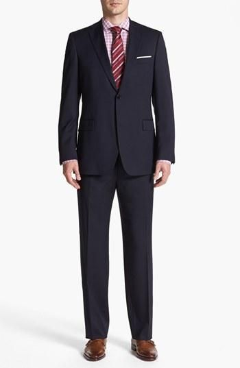Suit up! BOSS Wool Suit (on sale for a limited time)