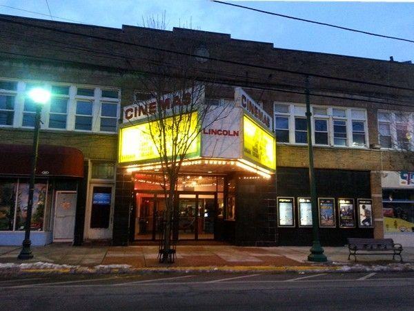 Lincoln Cinema - Kearny Ave -- I saw so many movies here.